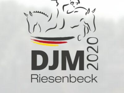 Nominierung für die Deutsche Meisterschaft in Dressur und Springen, Riesenbeck 2020